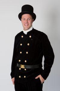 Schornsteinfegermeister Batian Rauin
